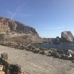 Bucht in Aguilas